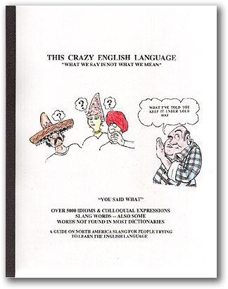 Crazy english language