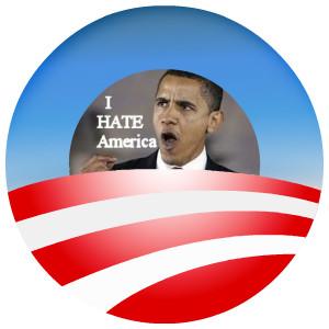 ObamaHATESAmericalogobama
