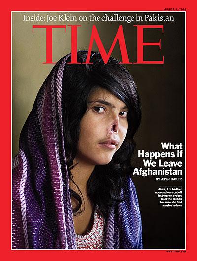 Bibi aisha time magazine cover
