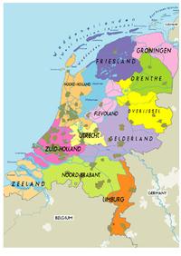 Provincesofnetherlands
