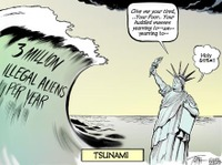 Illegalimmigrationtsunami